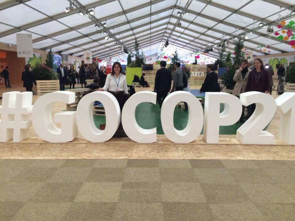 María Rigou Consultores  COP21